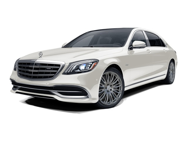 2018 Mercedes-Benz Maybach S 650 Sedan